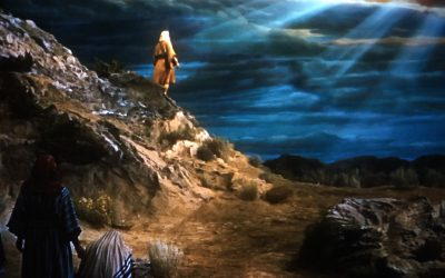 Moses, the Servant of the LORD: Liberator, Leader and Lawgiver Part 4